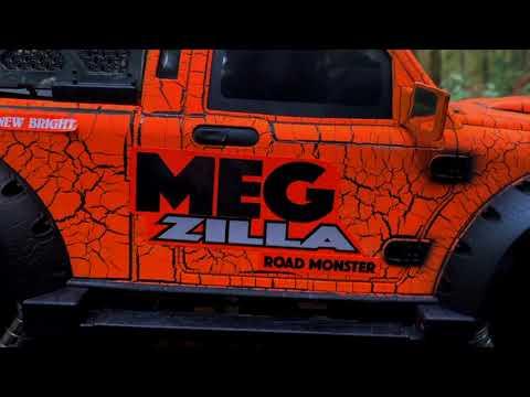 Meg-Zilla 1:8 RC Car