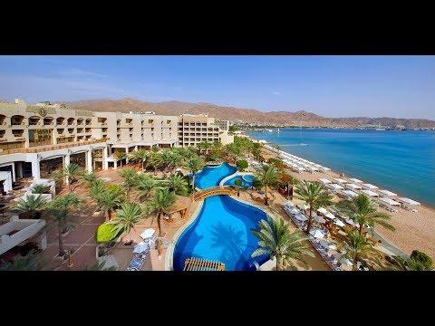 На границе цивилизаций - иорданский Intercontinental Hotel Aqaba 5*