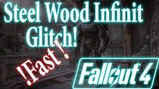 getlinkyoutube.com-Fallout 4 Get 10k Of Steel and Wood under 5 mins Glitch