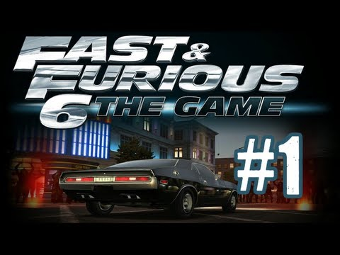 Fast & Furious Showdown Gameplay Walkthrough Part 1 - Chapter 1: Moscow (Part 1) (Xbox 360 PS3 HD)