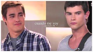 """Diego y León le cantan """"Cuando Me Voy"""" a Vilu (Capitulo 56) HD"""