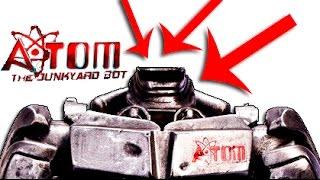 getlinkyoutube.com-Real Steel ATOM NO HEAD | Frankenstein - METRO 30/30 STARS Challenges NEW ROBOT (Живая Сталь)