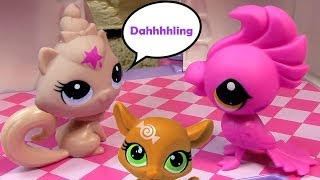 getlinkyoutube.com-LPS - Empty House - Diva Dahhhhling - Littlest Pet Shop LPS Series Part 1 Video