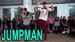 "getlinkyoutube.com-""JUMPMAN"" - Drake & Future Dance | @MattSteffanina Choreography (Hip Hop)"