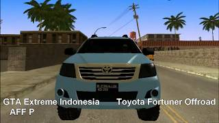 getlinkyoutube.com-GTA Extreme Indonesia (Fortuner OffRoad)