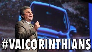 "Steve St Angelo: ""Vai Corinthians!"" - Nova Toyota Hilux 2015"
