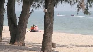 getlinkyoutube.com-Cha-am beach, Thailand, Jan. 2010