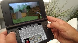 getlinkyoutube.com-Minecraft 3DS Update!