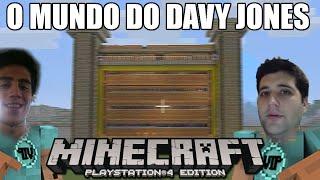 getlinkyoutube.com-MINECRAFT PS4 - O MUNDO DO DAVY JONES