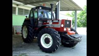 getlinkyoutube.com-New Holland Fiatagri 180-90 Turbo Sound