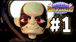 getlinkyoutube.com-Skylanders SuperChargers - Gameplay Walkthrough - Part 1 - The Great Escape!