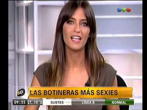 Las botineras más sexies - Telefe Noticias