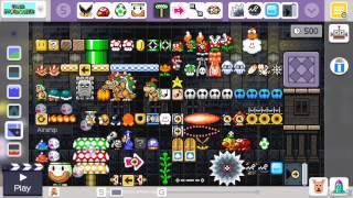 getlinkyoutube.com-Super Mario Maker All Items