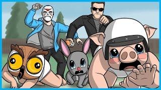 getlinkyoutube.com-Gmod Hide and Seek Funny Moments Baby Edition! - Creepy Farmer, Baseball, and Under the Train!