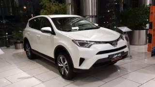 getlinkyoutube.com-فيديو مشاهدة تويوتا راف فور 2017 ( وارد بهوان ) Toyota raf4