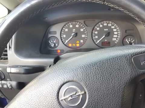 Opel zafira проблема воздухамера