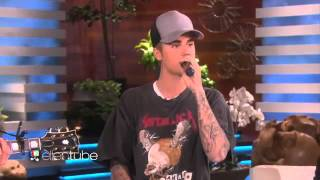 Justin Bieber Talking about Selena Gomez On Ellen and Acoustic version of Sorry