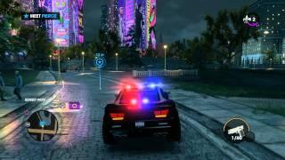 getlinkyoutube.com-Saints Row the 3rd : Female Cop Cars DX11 Ultra1920