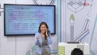 สอนศาสตร์ : ม.ต้น : ภาษาอังกฤษ : Vocabulary Conversation ตอนที่ 1  - 04