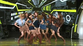 getlinkyoutube.com-【TVPP】SNSD - Mr.Taxi, 소녀시대 - 미스터 택시 @ Comeback Stage, Show Music core Live