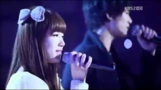 getlinkyoutube.com-Dream High - Maybe (Sam Dong & Hye Mi)