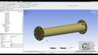 getlinkyoutube.com-Ansys CFX Shell andTube Heat Exchanger CFD Analysis