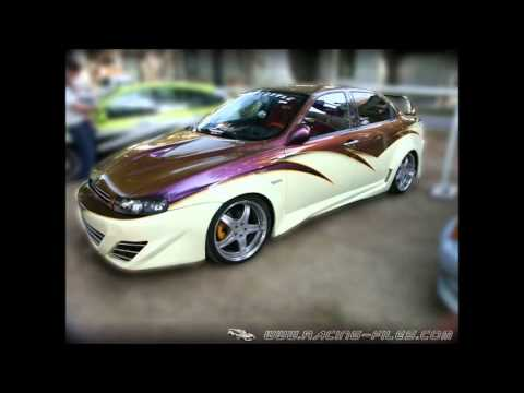 Techno vs. Alfa Romeo 156 (Tuning)