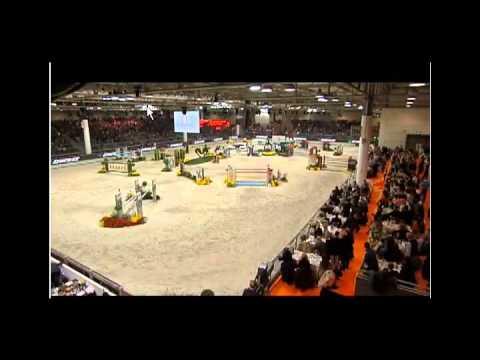 Cavalo morre após prova de saltos