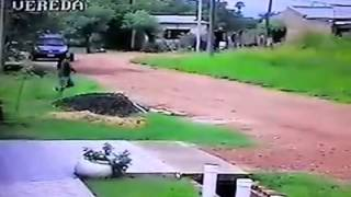 getlinkyoutube.com-Así roban en las siestas de Charata, Chaco.