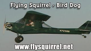 getlinkyoutube.com-Flying Squirrel M19 experimental aircraft by the late Marvin Barnard.