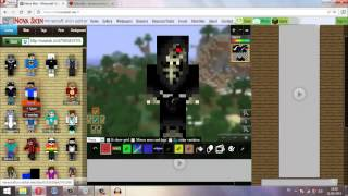 getlinkyoutube.com-Comment changer de skin sur lifecraft TUTO FR