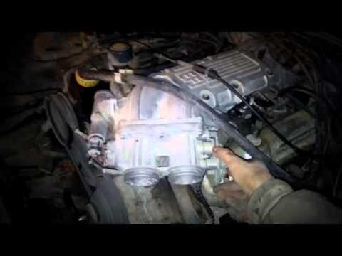 Первый запуск Ford Granada 2.9