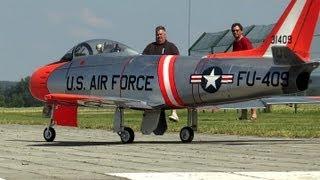 getlinkyoutube.com-Giant Rc Sabre F-86