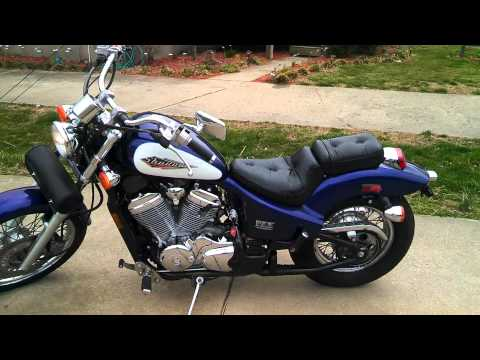 1995 Honda shadow vlx 600 for sale