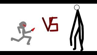 getlinkyoutube.com-Pivot Battle Arena: Slenderman VS Jeff the killer
