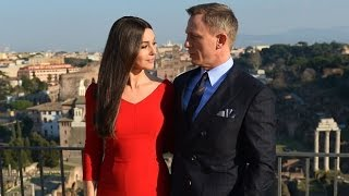 getlinkyoutube.com-MONICA BELLUCCI ON BECOMING A BOND GIRL AT 50