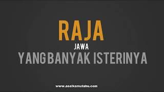 getlinkyoutube.com-Resep Obat Kuat Raja Jawa
