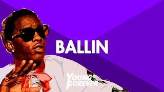 "getlinkyoutube.com-Young Thug x Lil Wayne Type Beat - ""Ballin Out"" 