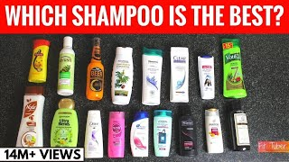 20 Shampoos in India Ranked from Worst to Best
