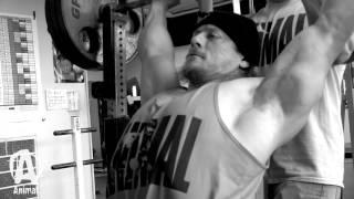 "getlinkyoutube.com-Dan ""BOSS"" Green - Shoulder Training"