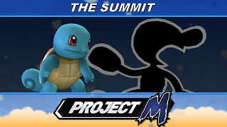getlinkyoutube.com-Summit - Dirtyboy (Squirtle) vs Hammertime (Game and Watch) - Project M