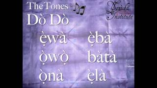 getlinkyoutube.com-YCI - Learn the YORUBA Tones.