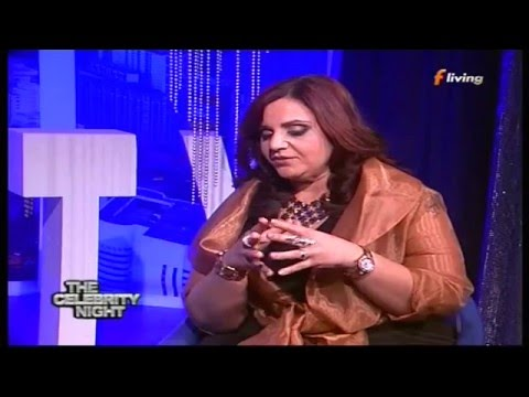 Ina Robinich Interviewed on The Celebrity Night