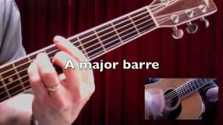 BAD MOON RISING - Guitar Lesson