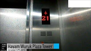 Sanyo Yusoki Kogyo Lifts at Hayam Wuruk Plaza Tower, Jakarta