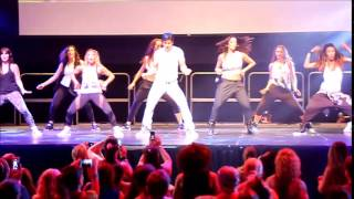 Zumba Believe 2015, Beto & Francesca Maria with Julie and Fanny