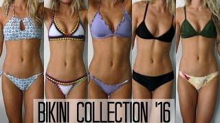 getlinkyoutube.com-Bikini Collection 2016 + Try On (Sahara Ray, Kiini, Triangl + Victoria's Secret)