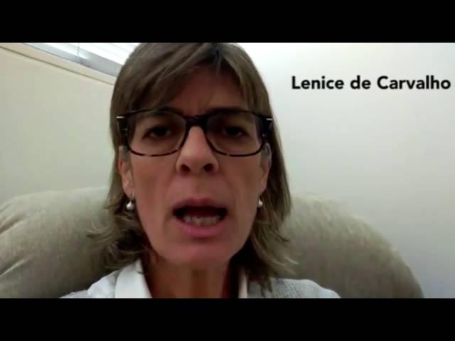 Lenice de Carvalho - Nutrição