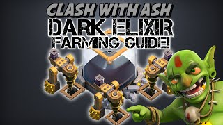 getlinkyoutube.com-Clash Of Clans Ultimate Dark Elixir Farming Guide (15,000+ an hour)