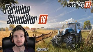 getlinkyoutube.com-Farming Simulator 16 ► Let's Play Česky ► #01 ► Mobilní farma! ► synecek11